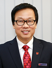 Mr. Vo, Van Tuan Member, Board of Trustees Vice President Head, Department of Academic Affairs