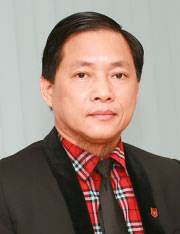 Mr. Nguyen, Cao Tri Vice Chair, Board of Trustees Director of The University Construction Project